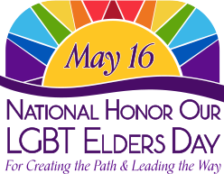 LGBT Elders Day Logo